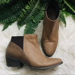 Restricted - Boho Ankle Booties